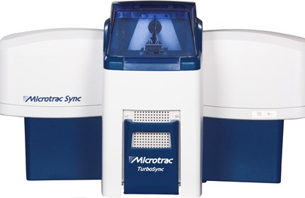 A new product from Microtrac: SYNC